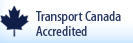 Transport Canada Accredited