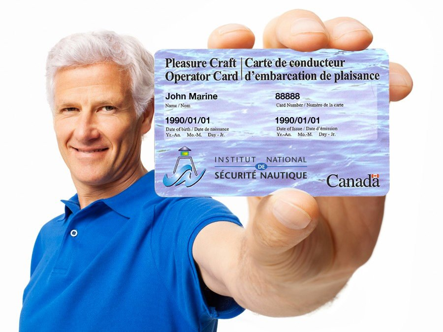 Boating License Canada | National Boating Safety School
