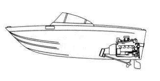 moteur-in-board-v-drive